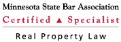 MSBA Certified Real Property Law Specialist