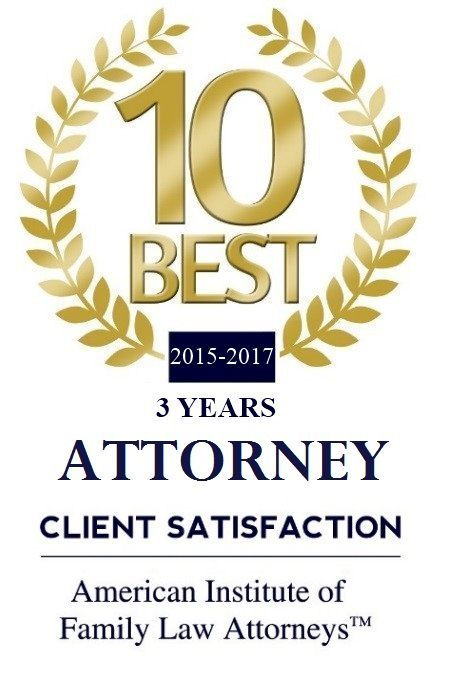 10 Best Family Law Attorneys 2015-2017