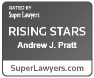 Andrew Pratt - Super Lawyers, Rising Star 2018